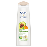 Dove Nourishing Rituals Fortifying Ritual Shampoo 355 ML. Lowest price on Saloni.pk