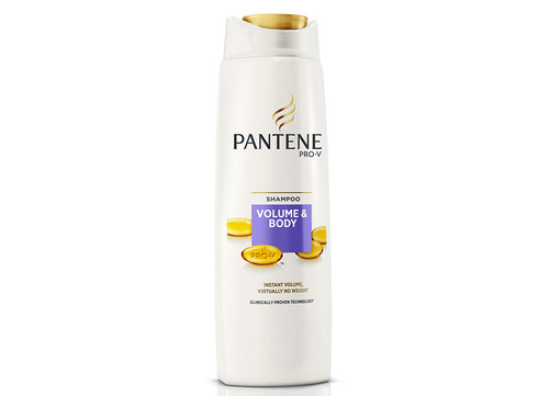 Pantene Pro-V Volume and Body Shampoo. Lowest price on Saloni.pk