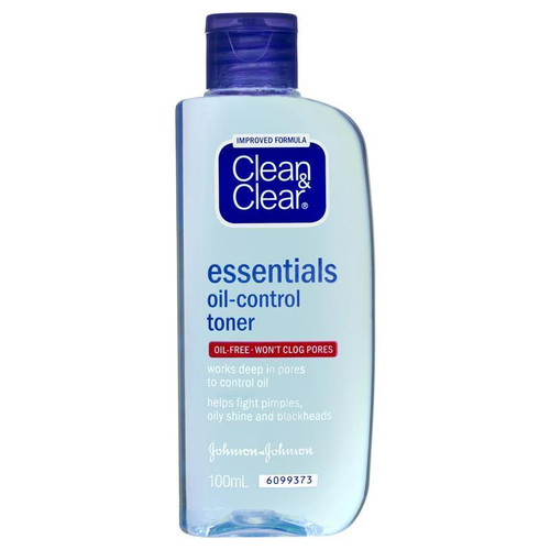 Clean And Clear Essentials Oil Control Toner 100 ML. Lowest price on Saloni.pk