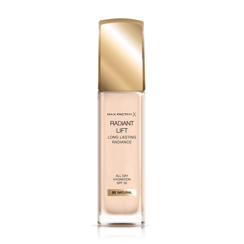 Max Factor Radiant Lift Foundation Natural 50.  Lowest price on Saloni.pk.