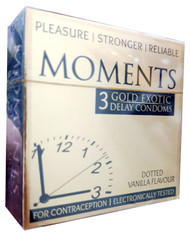 The Vitamin Company Moments Gold Exotic Delay Vanilla Flavored. Lowest price on Saloni.pk