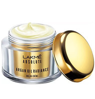 Lakme Absolute Argan Oil Radiance Oil-In-Creme 50 Grams. Lowest price on Saloni.pk.