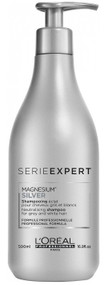 L'Oréal Professionnel Serie Expert Silver Shampoo 500ml. Lowest price on Saloni.pk .