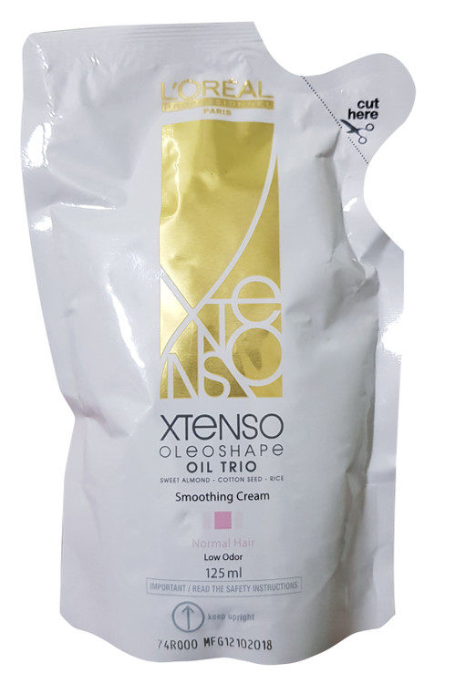 L'Oreal Professionnel X-Tenso Smoothing Cream 125 ML. Lowest  price on Saloni.pk