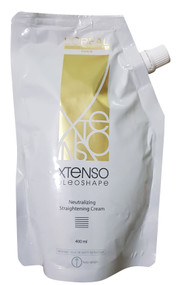 L'Oreal Professionnel X-Tenso Neutralizing Straightening Cream 400 ML. Lowest  price on Saloni.pk