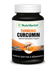 Nutrifactor Turmeric Curcumin 30 Capsules (Antioxidant Support) buy online in pakistan