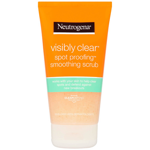 Neutrogena Visibly Clear Spot Proofing Smoothing Scrub 150ml