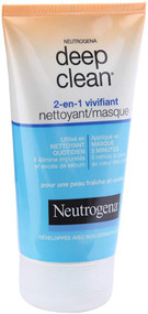 Neutrogena Deep Clean 2 in 1 Invigorating Cleanser Mask 150ml