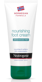 Neutrogena Nourishing Foot Cream for DryDamaged Feet 50ml