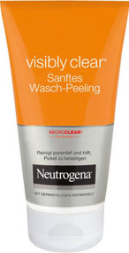 Neutrogena Visibly Clear Sanftes Wash Peeling 150ml