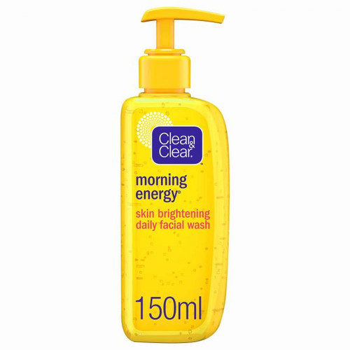 Clean & Clear Morning Energy Skin Brightening Facial Wash 150ml