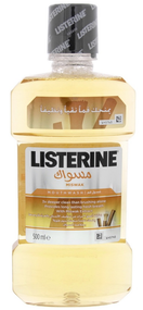 Listerine Miswak Mouthwash buy online in pakistan