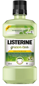 Listerine Green Tea Mouthwash buy online in pakistan