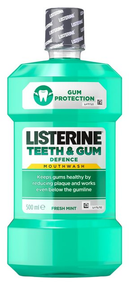 Listerine Teeth & Gum Defence Mouthwash