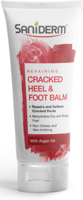 Bioderma Saniderm Cracked Heel & Foot Balm 50g
