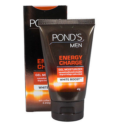 Ponds Men Energy Charge Gel Moisturizer 40g lowest price on saloni.pk