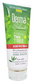 Derma Shine Tea Tree Acne Face Wash 200g buy online in pakistan