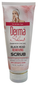 Derma Shine Blackhead Removing Scrub 200g