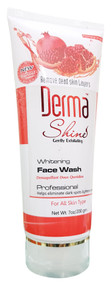 Derma Shine Whitening Face Wash 200g Pomegranate buy online in pakistan
