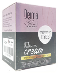 Derma Shine Eye Fairness Cream 15g (Dark Circle & Puffiness) Buy online in Pakistan on Saloni.pk