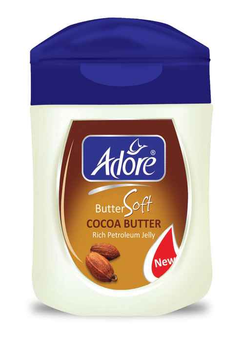 Adore Cocoa Petroleum Jelly 100  lowest price in pakistan on saloni.pk