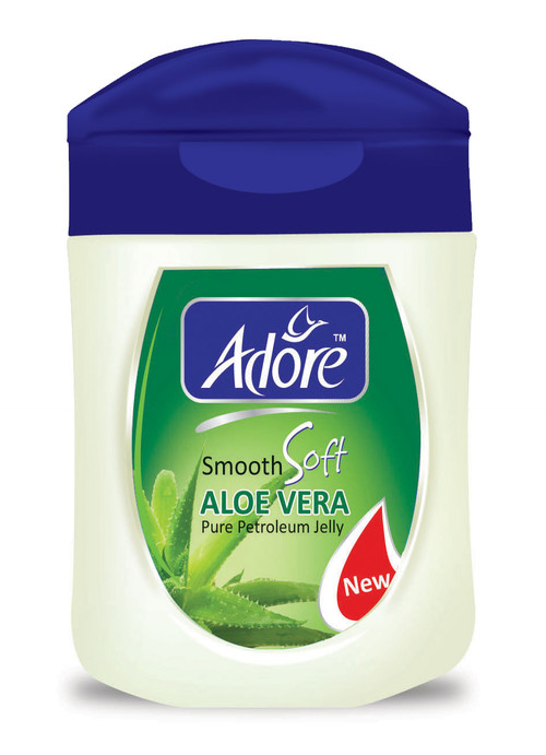Adore Aloe Vera Petroleum Jelly 200 Gram lowest price in pakistan on soloni.pk