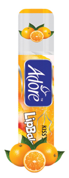 Adore Orange Lip Balm 6 Gram lowest price in pakistan on saloni.pk