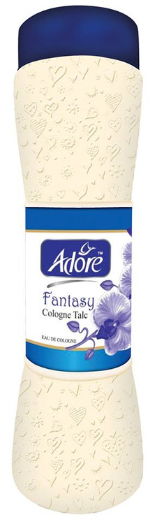 Adore Fantasy Talcum Powder Small Gram 250 lowest price in pakistan on saloni.pk
