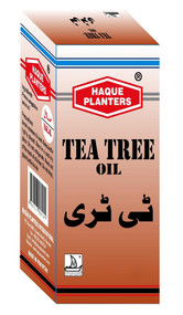 Haque Planters Tea Tree Oil 10 ml lowest price in pakistan on saloni.pk