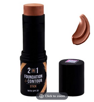 DMGM 2-In-1 Foundation & Contour Stick 457 Cappuccino SPF 25  lowest price in pakistan on saloni.pk