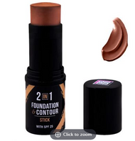 DMGM 2-In-1 Foundation & Contour Stick 456 Sun Kissed, SPF 25 lowest price in pakistan on saloni.pk