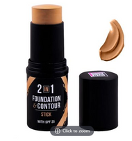 DMGM 2-In-1 Foundation & Contour Stick 455 Macchiato SPF 25 lowest price in pakistan on saloni.pk