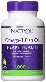 Natrol Omega-3 Fish Oil 1000mg 90 Softgels buy online in pakistan