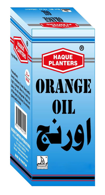 Haque Planters Orange Pure Oil  lowest price in pakistan on saloni.pk