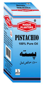 Haque Planters Pistachio Pure Oil 10 ml lowest price in pakistan on saloni.pk