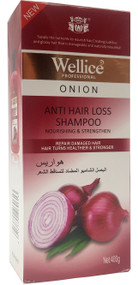 Wellice Onion Anti Hair Loss Shampoo Buy online in Pakistan on Saloni.pk