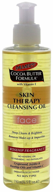 Palmer's Cocoa Butter Formula Skin Therapy Cleansing Oil For Face 190 ml