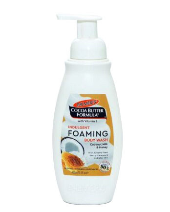 Palmer's Cocoa Butter Formula Indulgent Foaming Body Wash lowest price in pakistan on saloni.pk