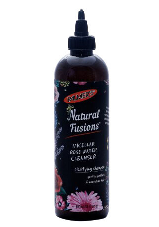 Palmer's Natural Fusions Clarifying Shampoo lowest price in pakistan on saloni.pk