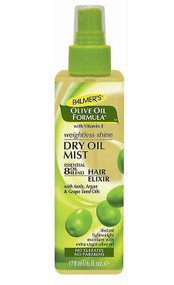 Palmer's Olive Oil Formula Weightless Shine Dry Oil Mist 178 ml lowest price in pakistan on saloni.pk