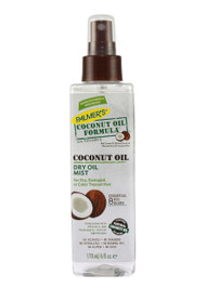 Coconut Oil Formula Dry Oil Mist for Dry Hair 178 ml Spray lowest price in pakistan on saloni.pk