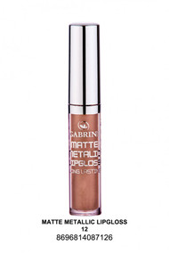 Gabrini Matte Metallic Lipgloss 12 lowest price in pakistan on saloni.pk