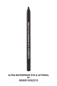Gabrini Ultra Waterproof lip & Eye Pencil 01 lowest price in pakistan on saloni.pk