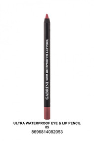 Gabrini Ultra Waterproof lip & Eye Pencil 05 lowest price in pakistan on saloni.pk