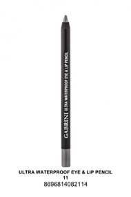 Gabrini Ultra Waterproof lip & Eye Pencil 11 lowest price in pakistan on saloni.pk