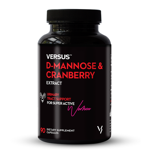 Versus D-Mannose and Cranberry Extract 90 Capsules lowest price in Pakistan