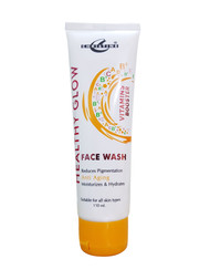 Christine Face Wash Healthy Glow Vitamins Booster 110 ml lowest price in pakistan on saloni.pk