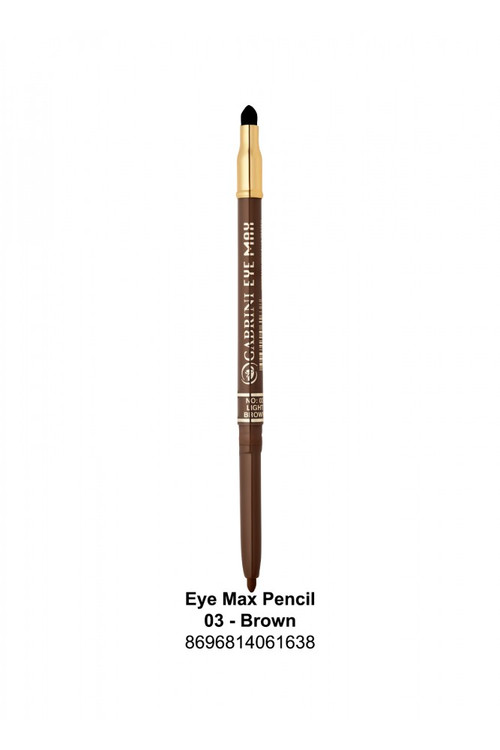 Gabrini Eye Max Eyebrow Pencil 3  lowest price in pakistan on saloni.pk