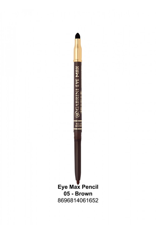 Gabrini Eye Max Eyebrow Pencil 5 lowest price in pakistan on saloni.pk