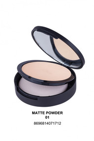 Gabrini Professional Matte Powder 1 lowest price in pakistan on saloni.pk